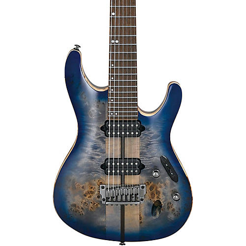 Ibanez S1027PBF S Premium 7 string Electric Guitar