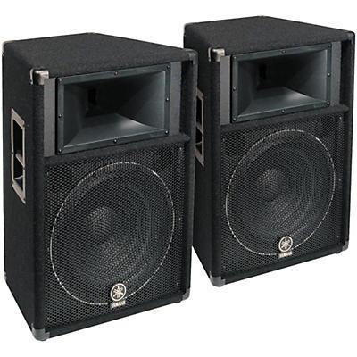 Yamaha S115V Speaker Pair