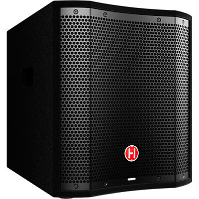 Harbinger S12 12 in. Compact Powered Subwoofer With DSP