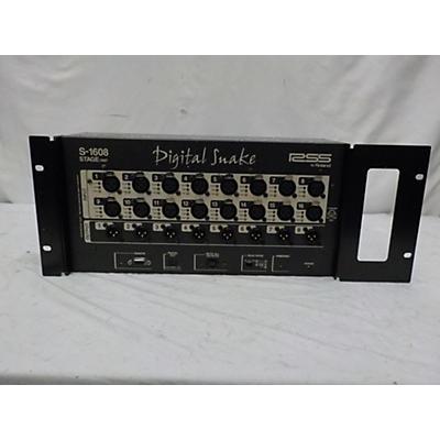 Roland S1608 Digital Mixer