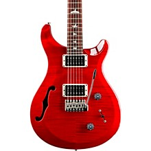 S2 Custom 22 Semi-Hollow Scarlet Red