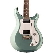 S2 Standard 22 Electric Guitar Frost Green Black Pickguard