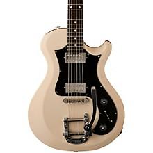 S2 Starla Electric Guitar Antique White Black Pickguard