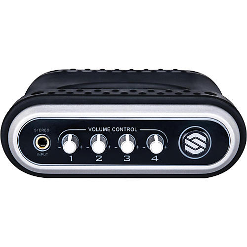 S204HA 4-Channel Professional Headphone Amplifier