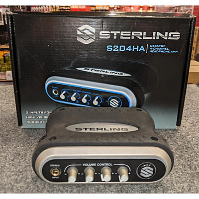 Sterling Audio S204HA Line Mixer