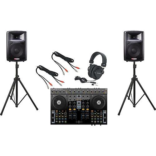 Native Instruments S4 / Harbinger APS12 DJ Package