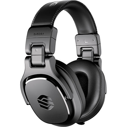 Sterling Audio S400 Studio Headphones With 40 mm Drivers Condition 1 - Mint Black