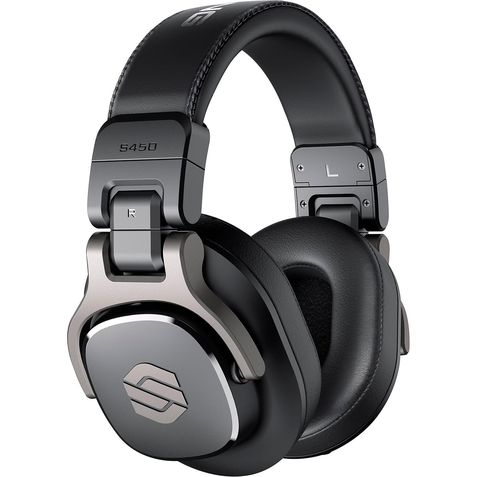 Sterling Audio S450 Studio Headphones with 45mm Drivers
