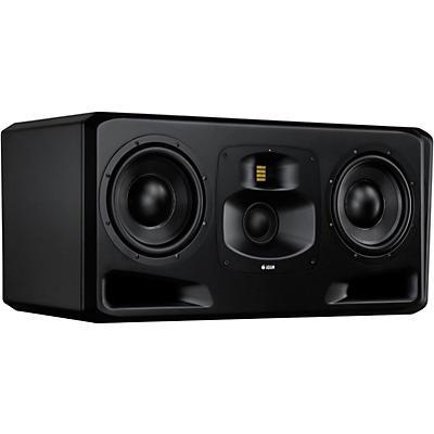 "ADAM Audio S5H Premium Horizontal mid-field Monitor, 3-way Dual 10"" woofers"