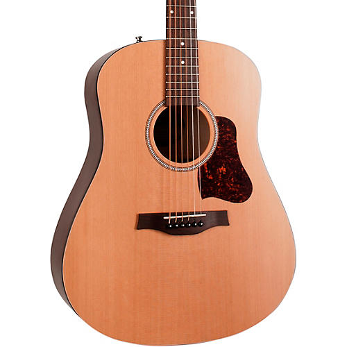 Seagull S6 Cedar Original SLIM Dreadnought Acoustic Guitar Natural