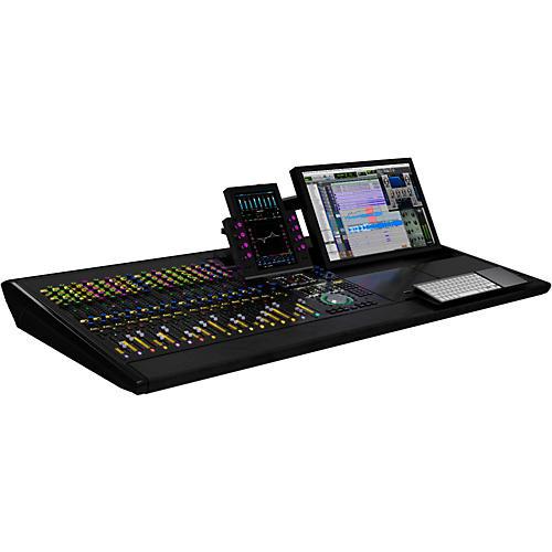 Avid S6 M10 8-5 (8 channel strips, 5 knobs per channel)