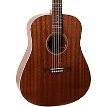 Open Box Seagull S6 Mahogany Deluxe Acoustic-Electric Guitar