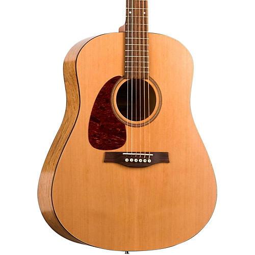 seagull s6 original left handed qi acoustic electric guitar musician 39 s friend. Black Bedroom Furniture Sets. Home Design Ideas