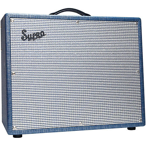 supro s6420 thunderbolt plus 35w 1x15 tube guitar combo amp musician 39 s friend. Black Bedroom Furniture Sets. Home Design Ideas