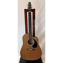 Seagull S6+CW Acoustic Electric Guitar