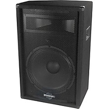 "Open Box Phonic S715 15"" 2-Way PA Speaker Cabinet"