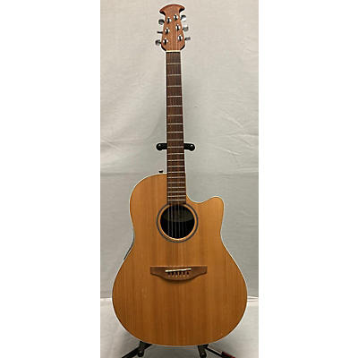 Ovation S771 Acoustic Electric Guitar