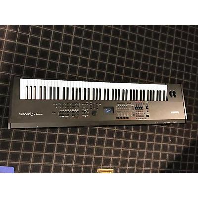 Yamaha S90XS 88 Key Synthesizer