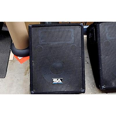 Seismic Audio SA-12 MT PW Powered Monitor