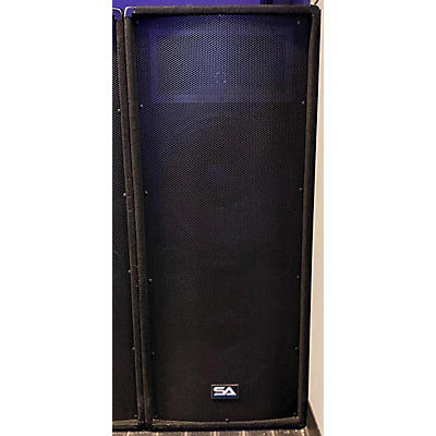 Seismic Audio SA 155T Unpowered Speaker