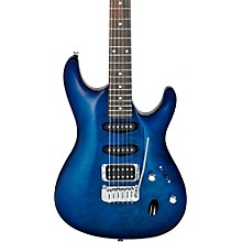 Open BoxIbanez SA Series SA160 Quilted Maple Top Electric Guitar