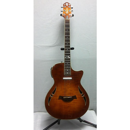 Crafter Guitars SA-TMVS Acoustic Electric Guitar Sunburst