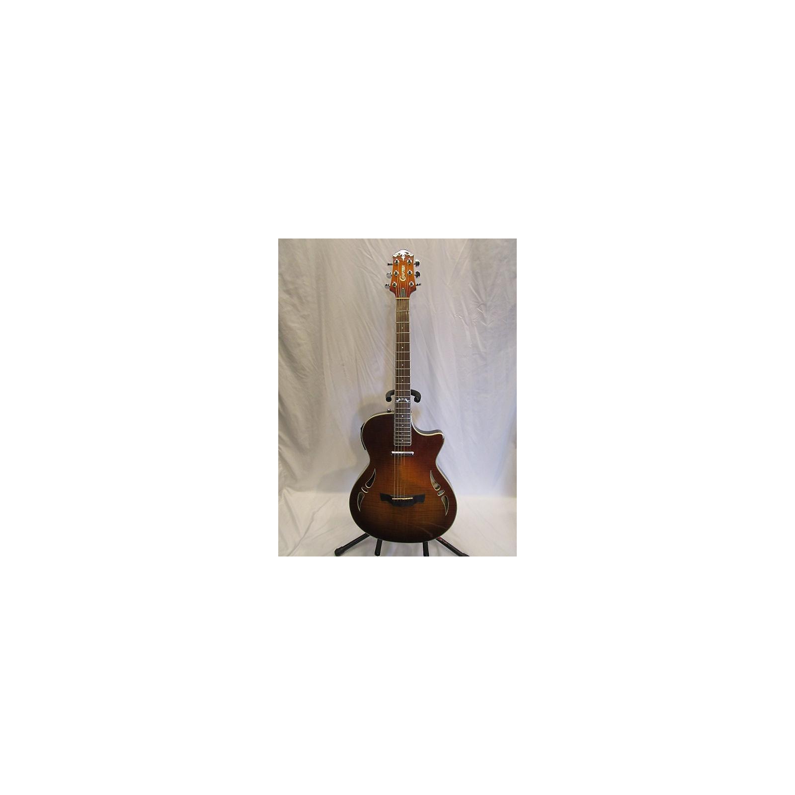 Crafter Guitars SA-TMVS Acoustic Electric Guitar