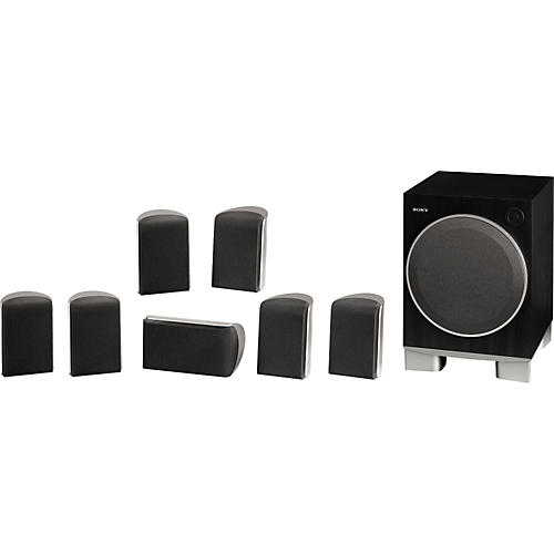 Sony SA-VE367T 7.1 Speaker Package