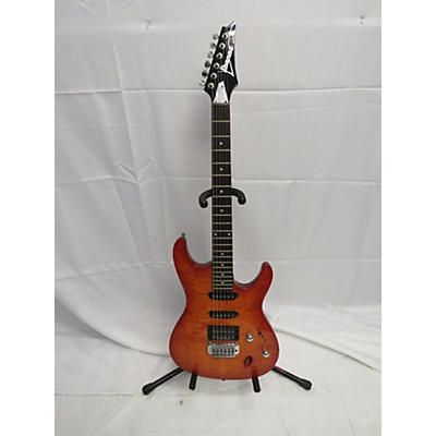 Ibanez SA160FM Solid Body Electric Guitar