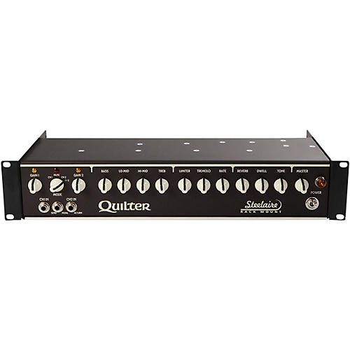 Quilter Labs SA200-RACKMOUNT Steelaire Rackmount 200W Guitar Amp Head