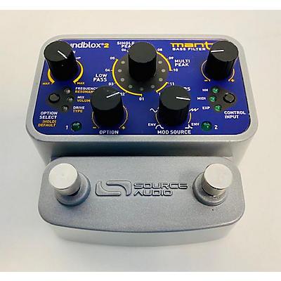 Source Audio SA223 Soundbox 2 Manta Bass Effect Pedal