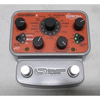 Source Audio SA226 ORBITAL MODULATOR Effect Processor