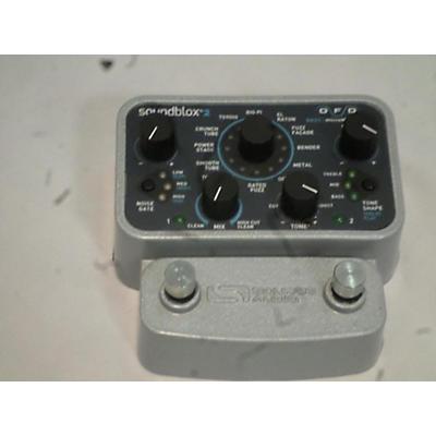 Source Audio SA228 Bass Effect Pedal