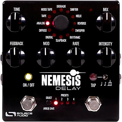 Source Audio SA260 Nemesis Delay Effects Pedal