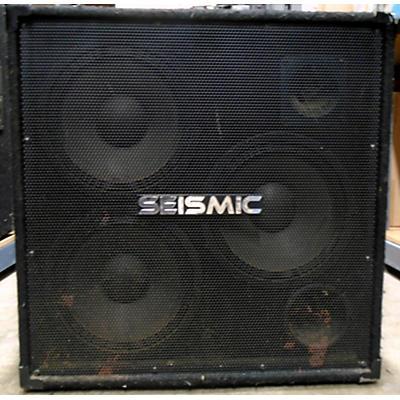Seismic Audio SA412 Guitar Cabinet