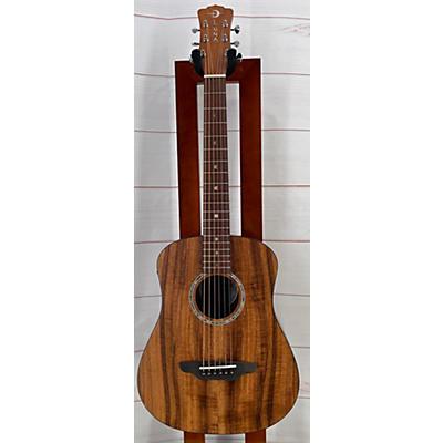 Luna Guitars SAE Supreme Acoustic Electric Guitar