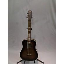 Luna Guitars SAF ART VINTAGE Acoustic Guitar