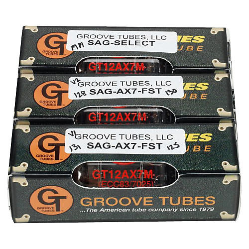 Groove Tubes SAG-FST Fender Soft Touch Preamp Tube Changing Kit