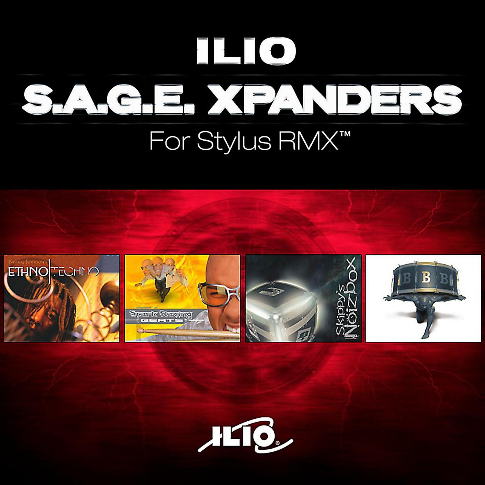Ilio SAGE Xpander Bundle for Stylus RMX