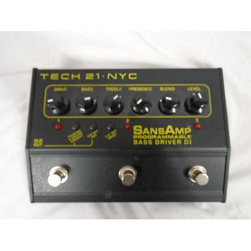 SANS AMP NYC Effect Pedal