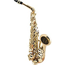 SAS280 La Voix II Alto Saxophone Outfit Copper Body with Yellow Brass Bell and Keys