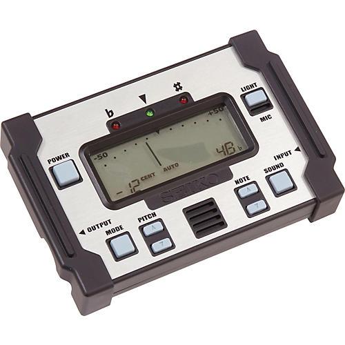 Seiko SAT800 Durable Style Chromatic Tuner