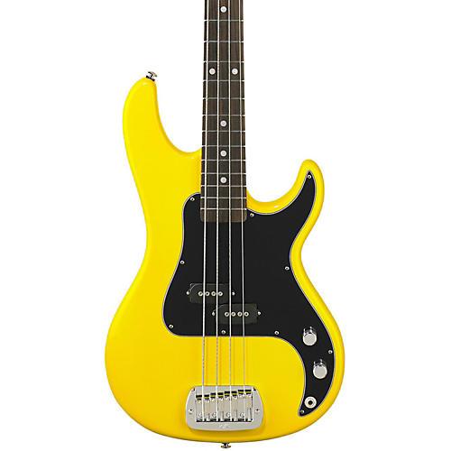 g l sb 1 electric bass guitar yellow fever musician 39 s friend. Black Bedroom Furniture Sets. Home Design Ideas