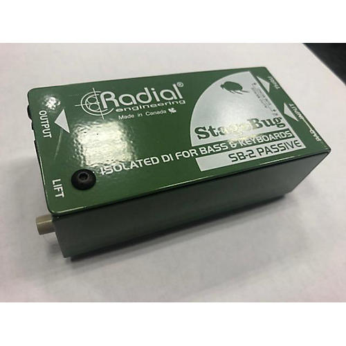 SB-2 Direct Box