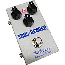 Open Box Fulltone SB-2 Soul-Bender Distortion Guitar Effects Pedal