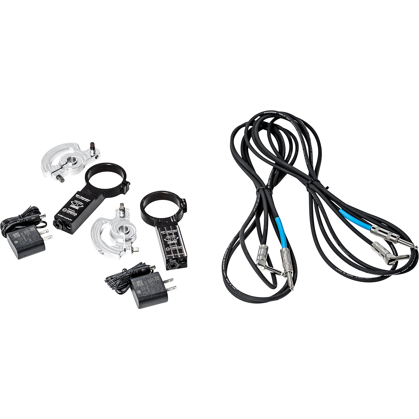 Trick Drums SB1 Laser Triggers For Double Dominator