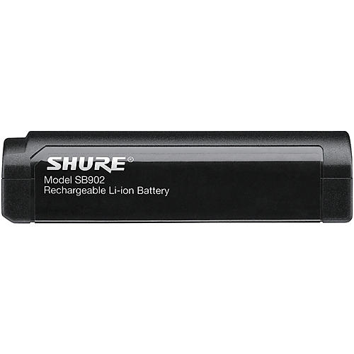 Shure SB902 Lithium Battery for GLX-D Microphones Black