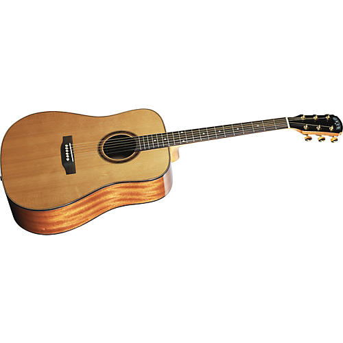 Great Divide SBDC-17-G Dreadnought Solid Cedar Top Acoustic Guitar