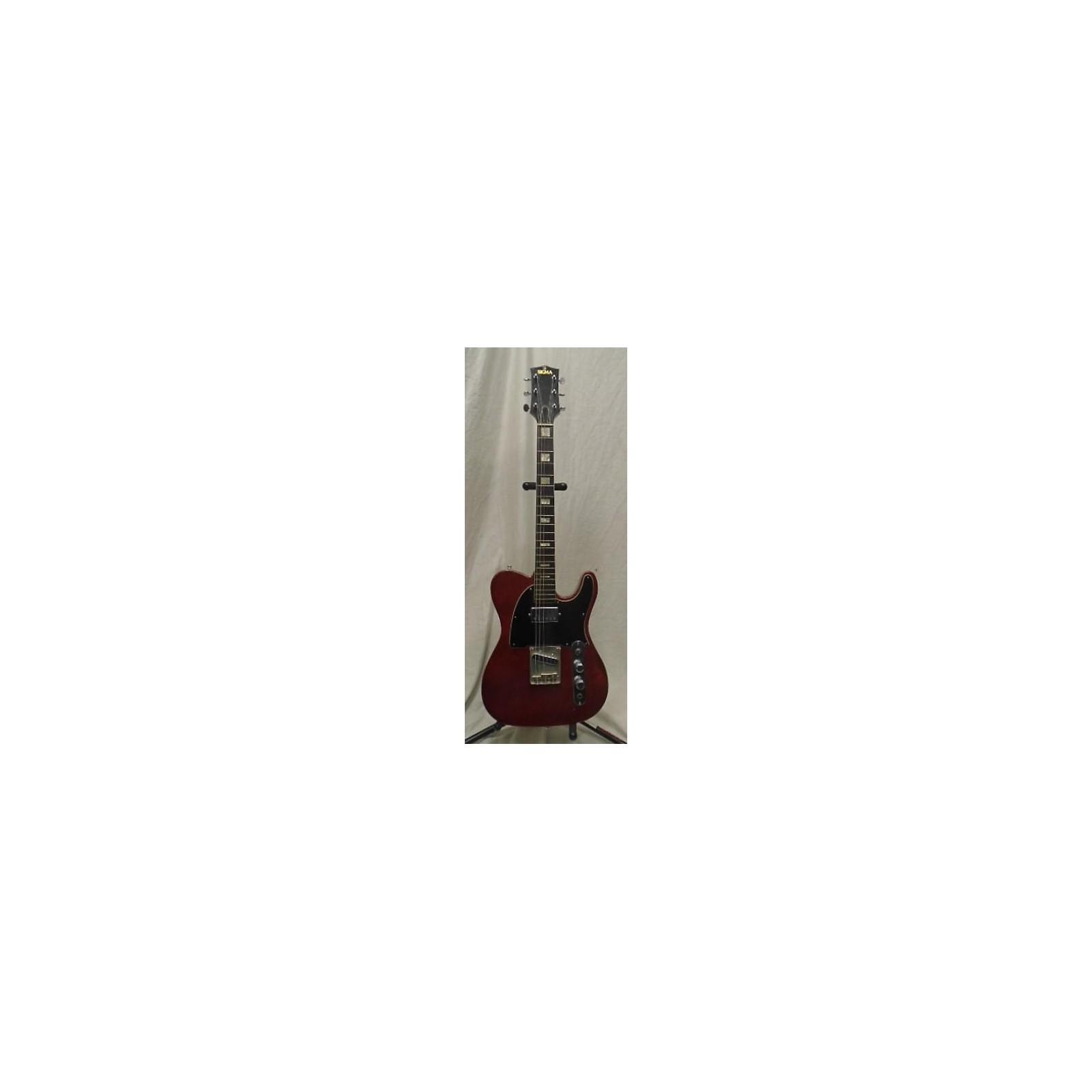 SIGMA SBF2-6 Solid Body Electric Guitar