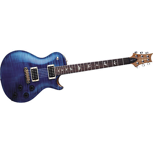 PRS SC 250 Figured Maple Electric Guitar With Wide Fat Neck, Moon Inlays, And Stoptail